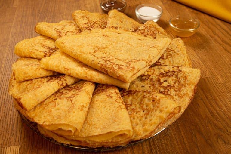 Pâte à crêpes - Bon Appétit !