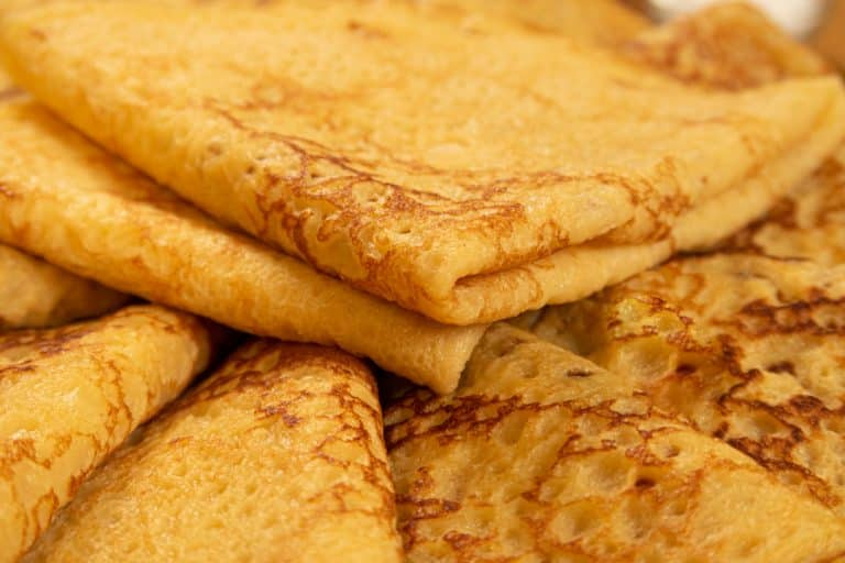Pâte à crêpes - Des Crêpes bien moelleuses