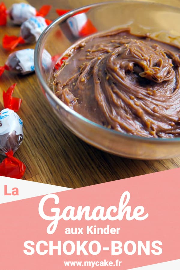 La Ganache Kinder Schoko-Bons 17