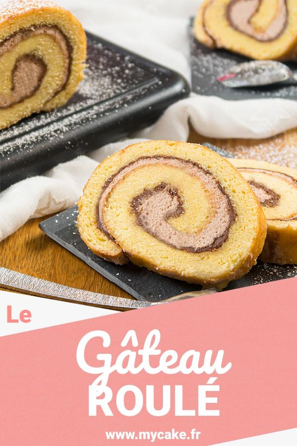 Le Gâteau roulé, parfait pour une bûche ou un goûter ! 9