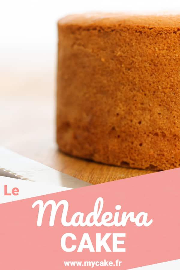 Le Madeira Cake pour vos Gâteaux en 3D ! 21