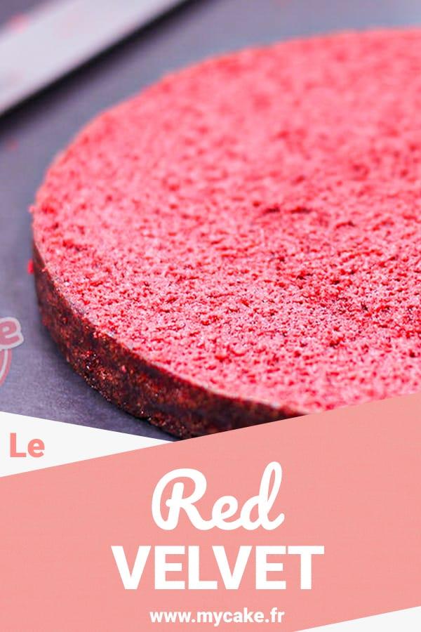 Le Red Velvet, parfait pour un gâteau d'Amoureux 24