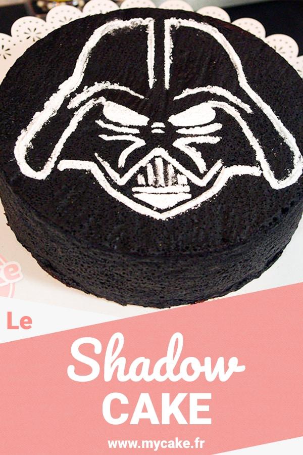 Le Shadow Cake au chocolat, le gâteau le plus «Dark» et noir 40