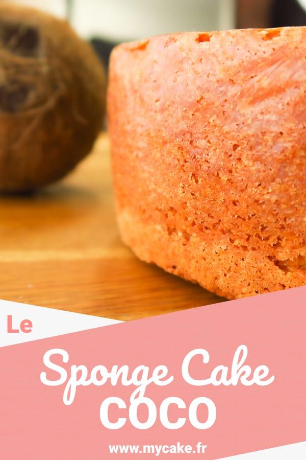Le Sponge Cake Coco, un gâteau moelleux pour partir sur les Îles ! 19
