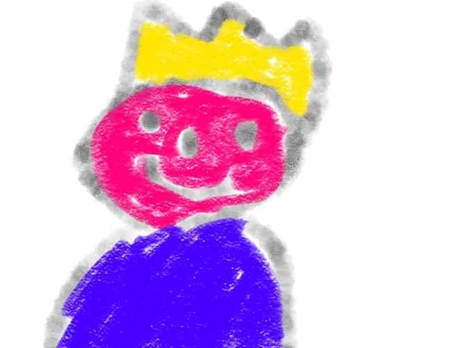 galette enfant roi