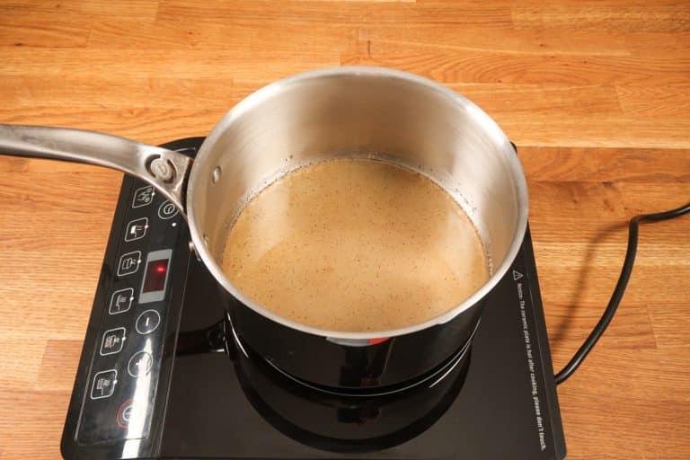 """Caramel au beurre salé - Laisser cuire """"tout seul"""""""