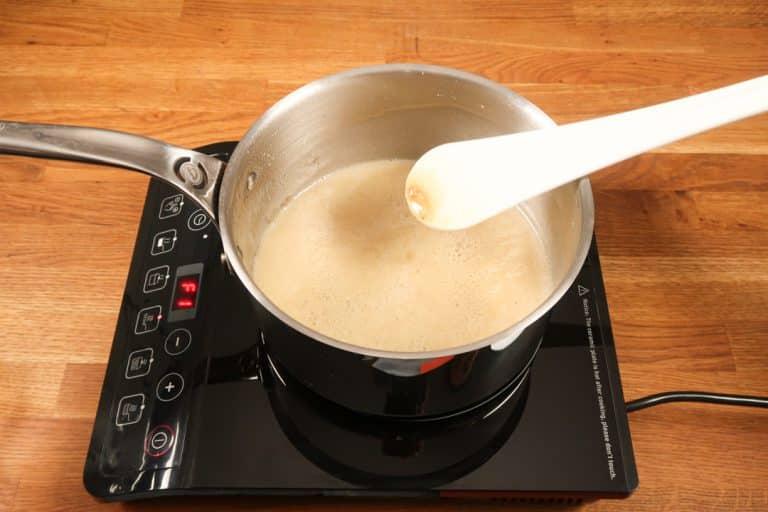 Caramel au beurre salé - De petits morceaux ? Ce n'est pas grave !