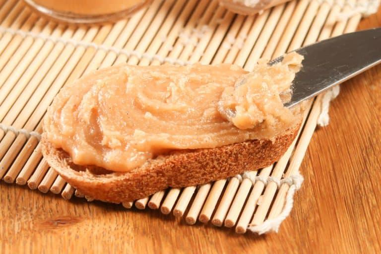 Caramel au beurre salé - Tartine de caramel au beurre salé