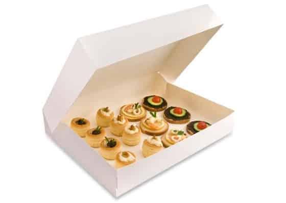 Pâtisserie écoresponsable - Utiliser des supports recyclable
