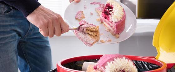 Pâtisserie écoresponsable - Ne pas gaspiller