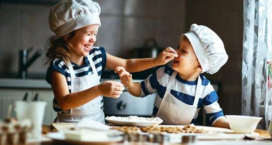 Pâtisserie écoresponsable - Cuisiner la journée