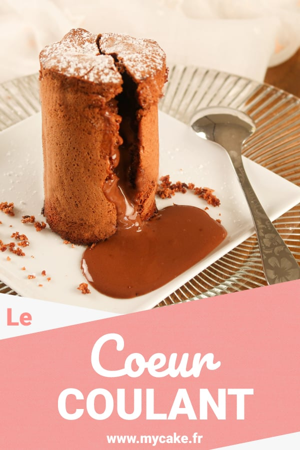 Coeur coulant chocolat