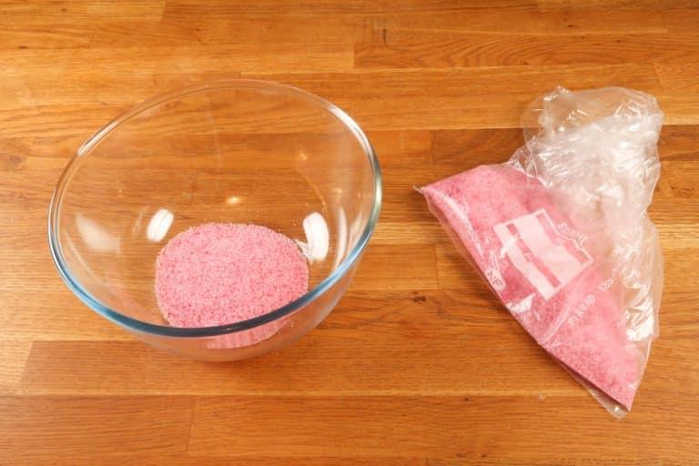 Sugar Sheet - Séparer le sucre cristal