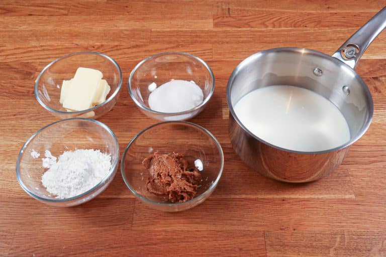 Crème spéculoos - Ingrédients nécessaires
