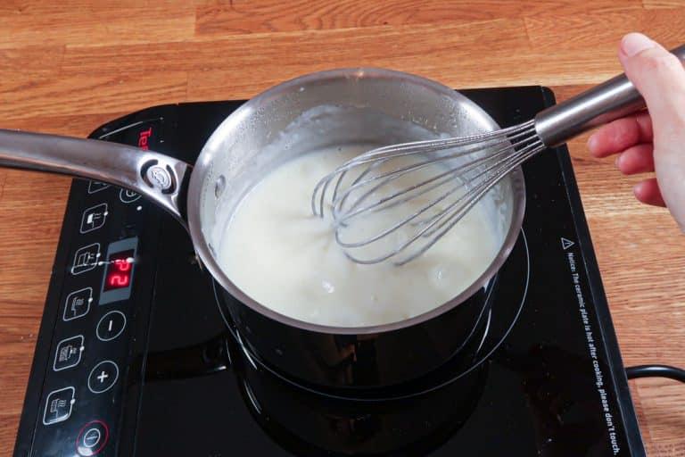 Crème spéculoos - Faire épaissir