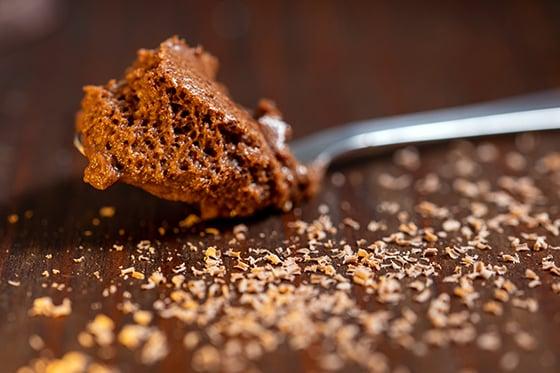 Mousse au chocolat cuillère