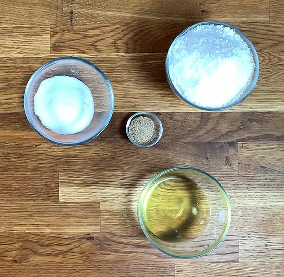 Rocher Coco ingrédients