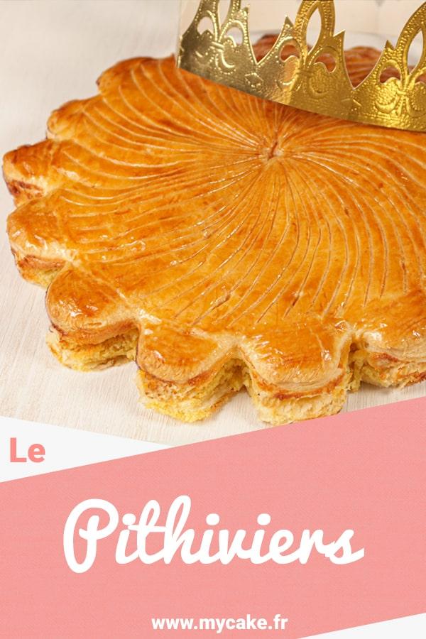 """Le Pithiviers : la """"Galette des Rois pour débutant"""" 9"""