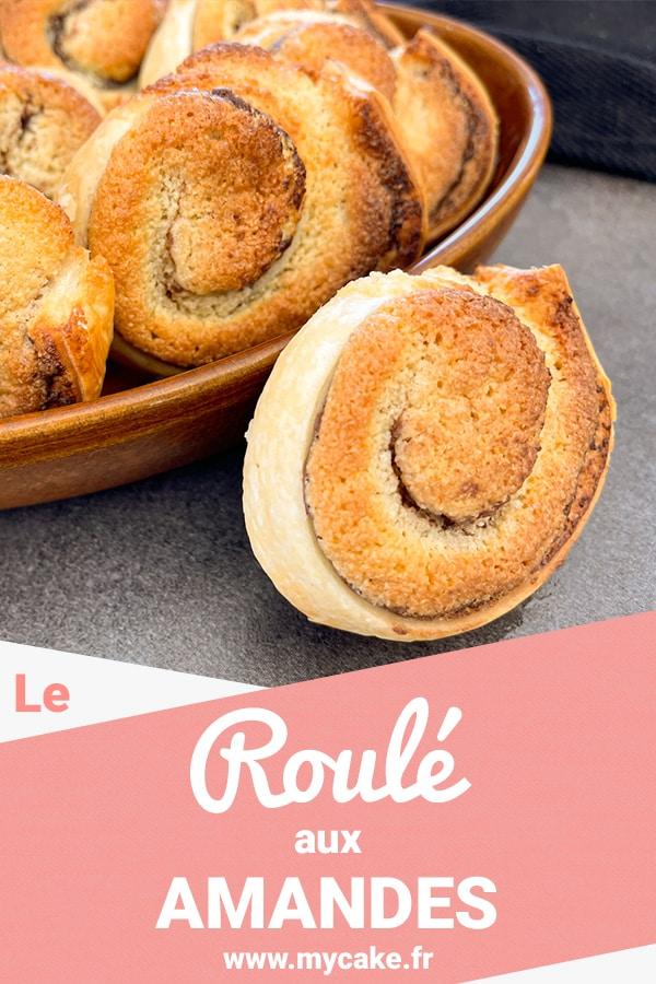 Le Roulé aux amandes ultra gourmand ! 15