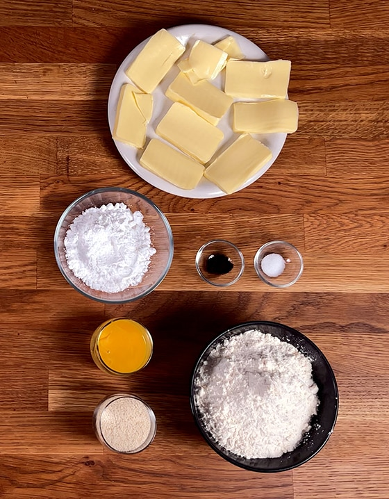 Tarte au citron Pate sucréee
