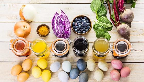 Colorant alimentaire naturel