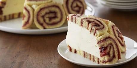 gâteau raté charlotte royale