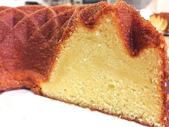 Gâteau raté dense
