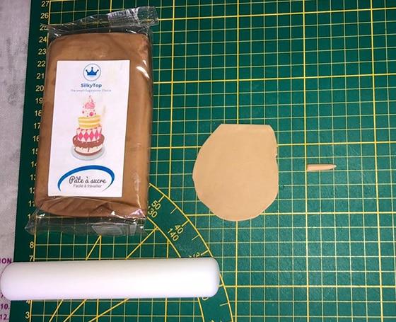 Modeler un chaudron - la louche