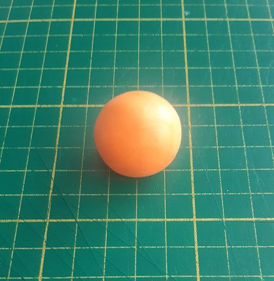 Modeler une citrouille - corps de la citrouille