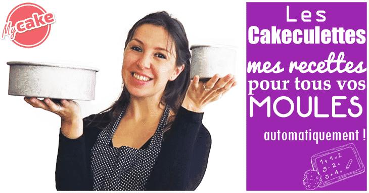 Les Cakeculettes, tous vos calculs pour le Cake Design automatiquement ! 2
