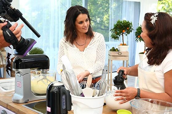 Jacqueline répond à toutes nos questions sur «le Meilleur Pâtissier» de M6 ! 6