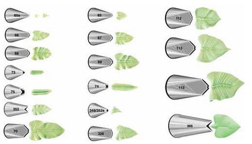 Magique ! Les Douilles Russes pour des fleurs raffinées en un seul mouvement ! 13