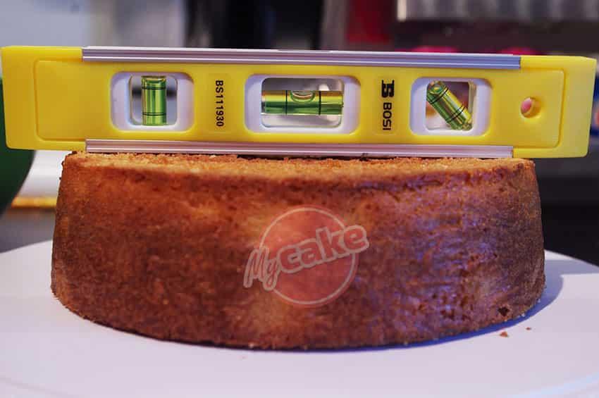 Le montage de gâteau à l'envers, une couverture toujours réussie ! 5