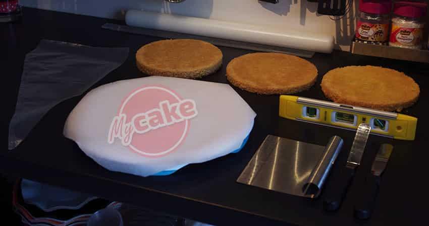 Le montage de gâteau à l'envers, une couverture toujours réussie ! 3