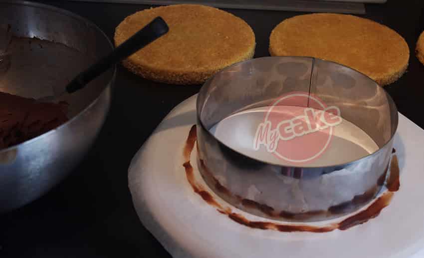 Le montage de gâteau à l'envers, une couverture toujours réussie ! 10