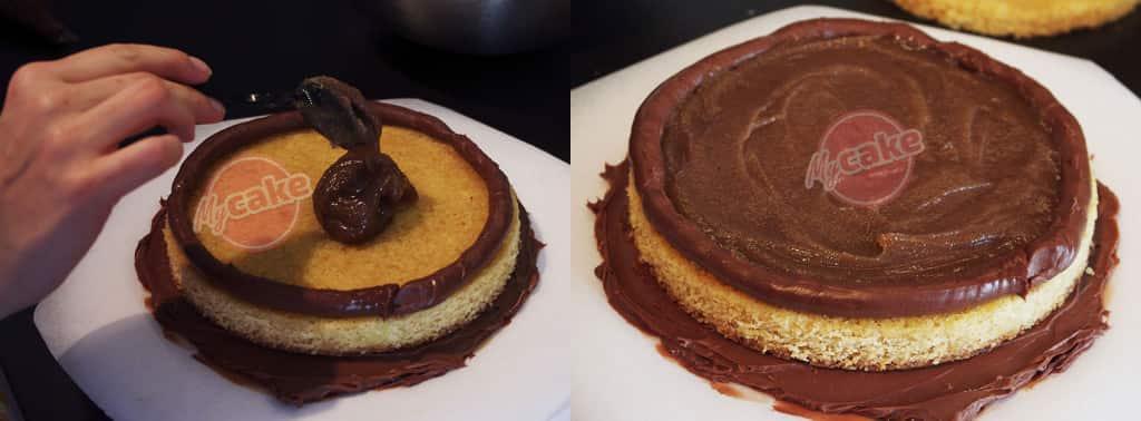 Le montage de gâteau à l'envers, une couverture toujours réussie ! 15