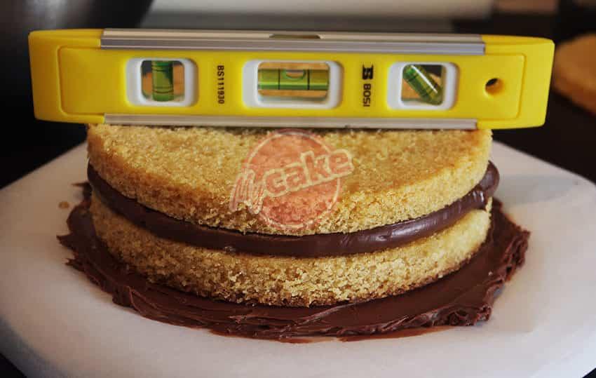 Le montage de gâteau à l'envers, une couverture toujours réussie ! 16