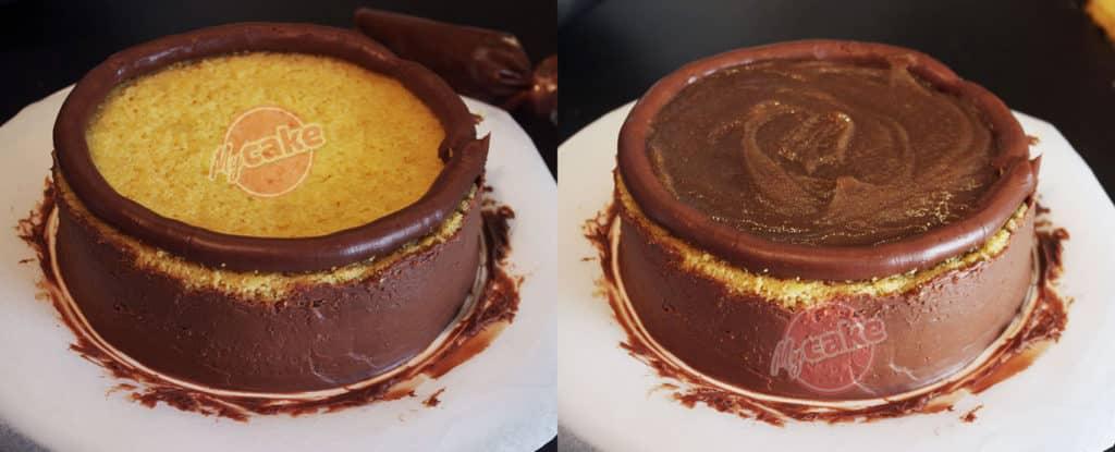 Le montage de gâteau à l'envers, une couverture toujours réussie ! 18