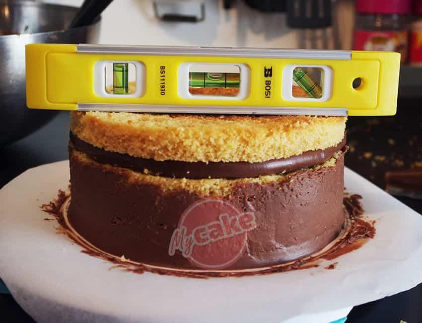 Le montage de gâteau à l'envers, une couverture toujours réussie ! 19