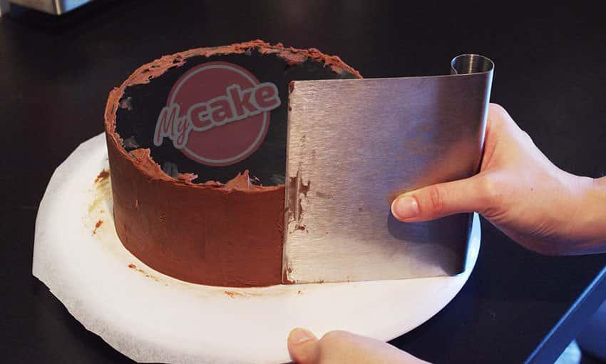 Le montage de gâteau à l'envers, une couverture toujours réussie ! 21