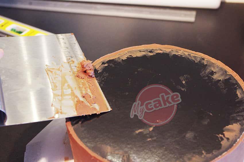 Le montage de gâteau à l'envers, une couverture toujours réussie ! 23