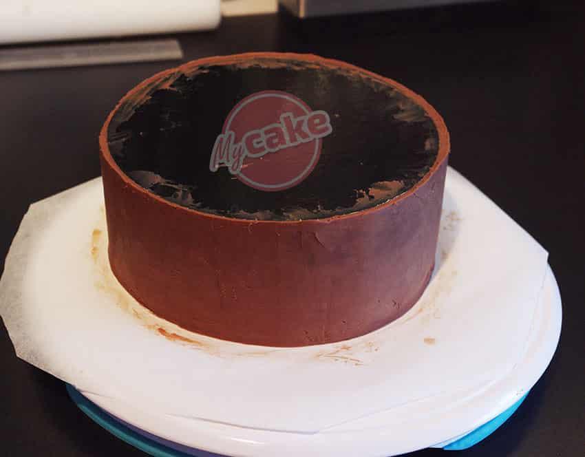 Le montage de gâteau à l'envers, une couverture toujours réussie ! 24