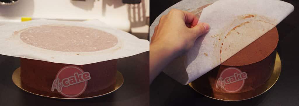 Le montage de gâteau à l'envers, une couverture toujours réussie ! 26