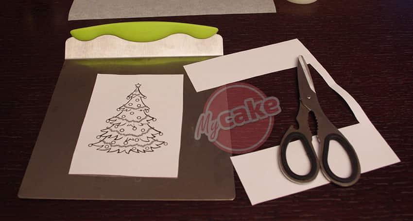 Le Transfert de dessin en Chocolat, un rendu Top facilement ! 4