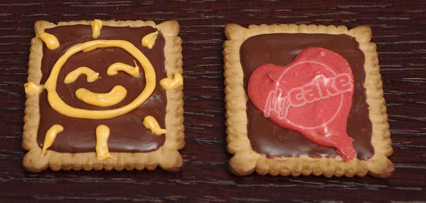 Le Transfert de dessin en Chocolat, un rendu Top facilement ! 20