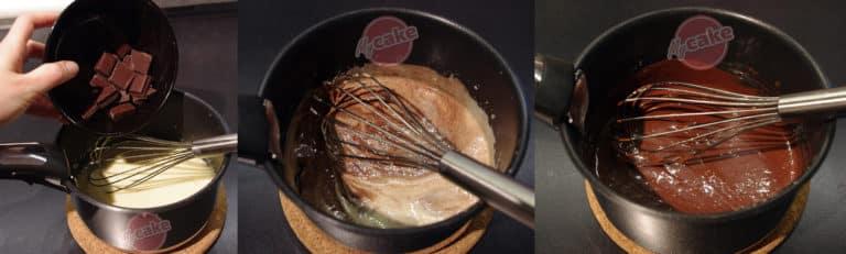 Entremet 3 chocolats, un dessert léger mais gourmand ! 21