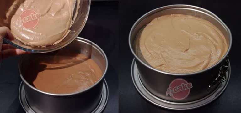 Entremet 3 chocolats, un dessert léger mais gourmand ! 26