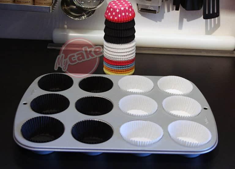 Cupcake pour débutant, nature et simple, mais bon ! 16
