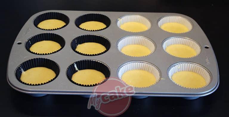 Cupcake pour débutant, nature et simple, mais bon ! 17