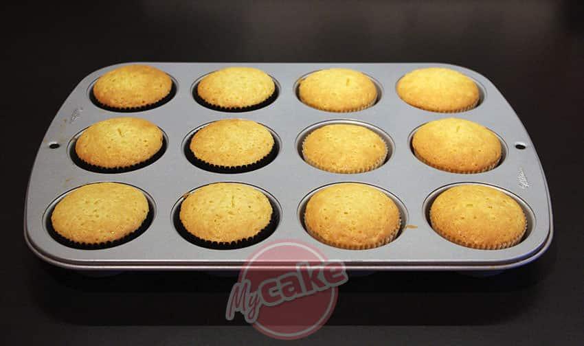 Cupcake pour débutant, nature et simple, mais bon ! 18